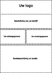 startklein-voorbeeld